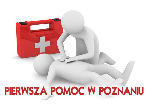 Pierwsza pomoc Poznań