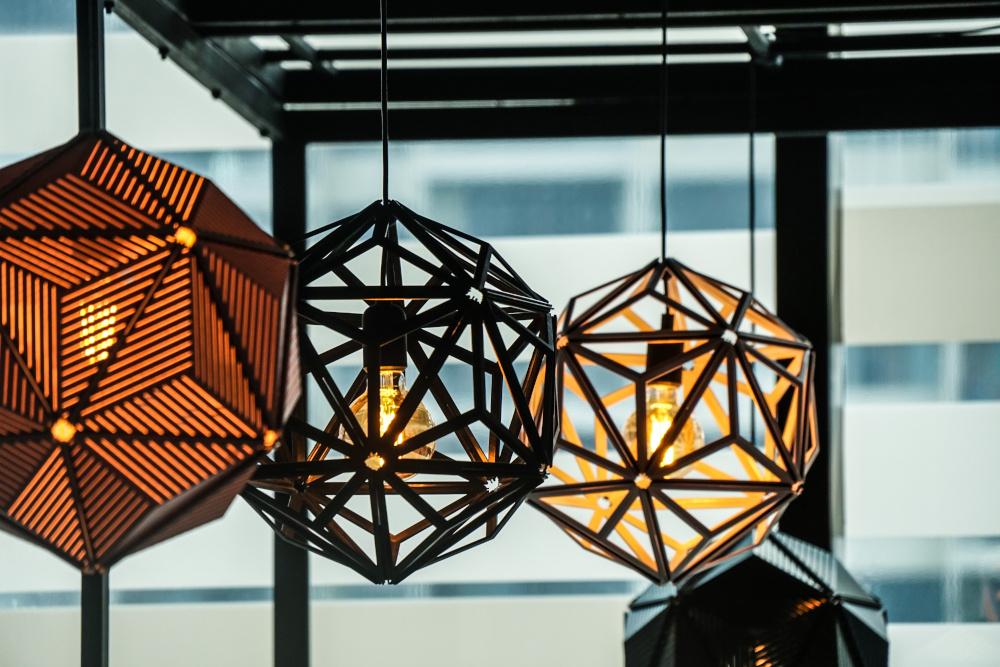 lampy w mieszkaniu